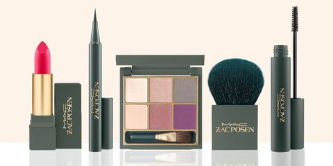 MAC Zac Posen makeup