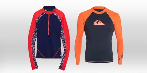 rash guards for men and women