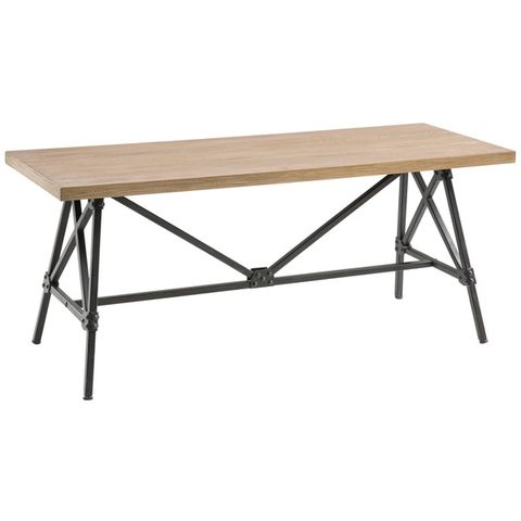 overstock Ink Ivy Cooper Dining Bench