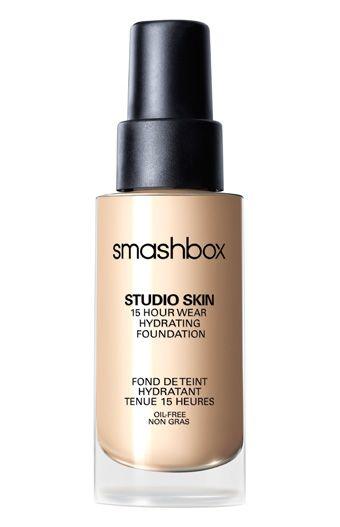 Smashbox Studio Skin 15 Hour Wear Hydrating Foundation, smash box foundation
