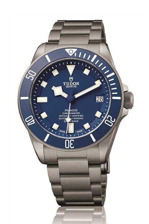 Tudor Pelagos dive watch