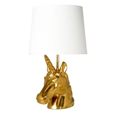 Pillowfort Unicorn Table Lamp