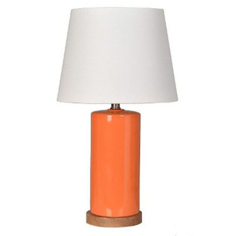 Pillowfort Column Table Lamp