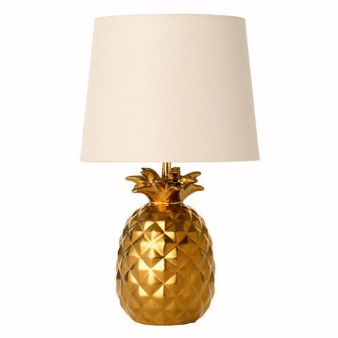Pillowfort Pineapple Table Lamp