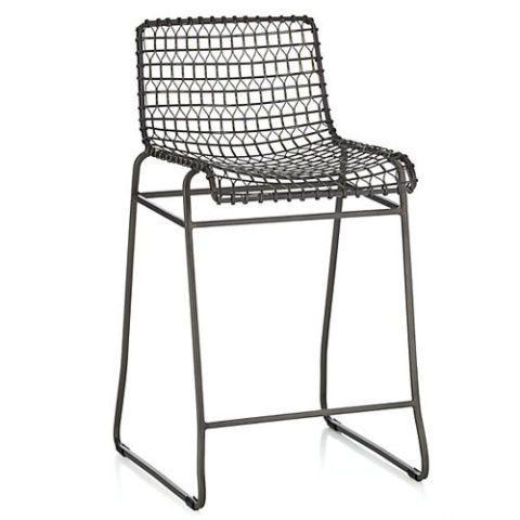 cratebarrel tig stool