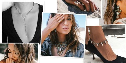 lionette and sincerely jules jewelry collaboration