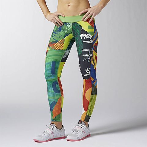 Reebok CrossFit Chase Mix It Up Tight