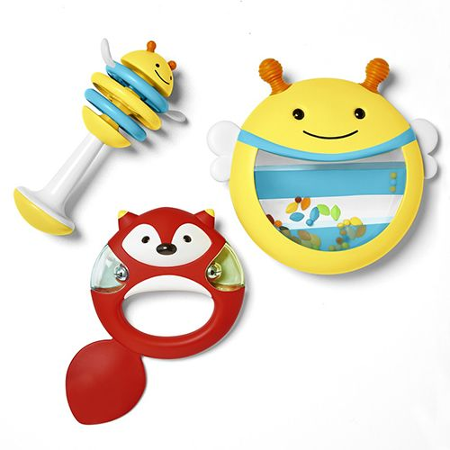 skip hop explore and more musical instrument set for babies