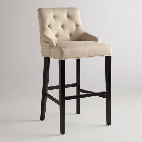 world market linen lydia bar stool