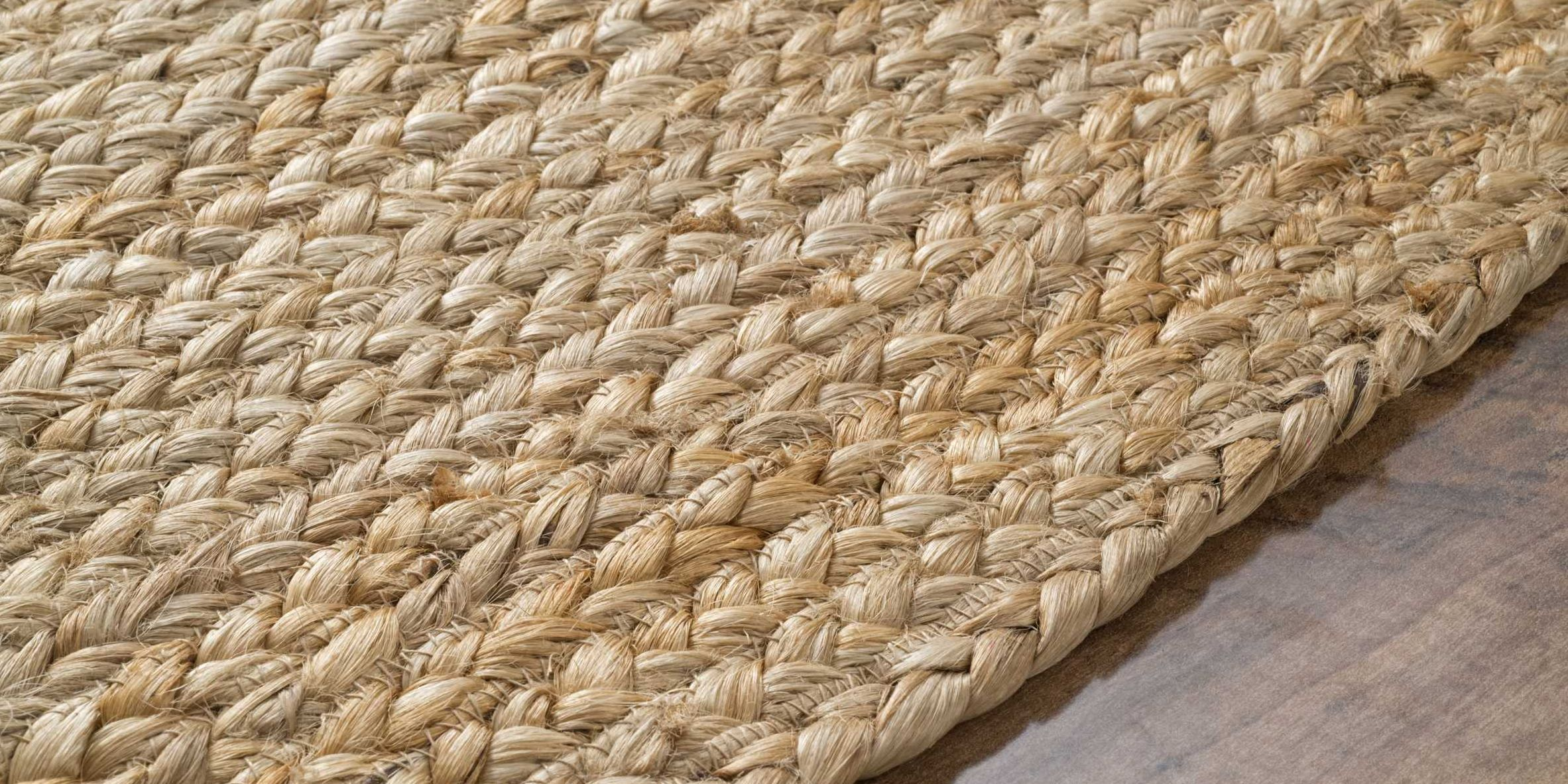 10 best natural fiber rugs in 2018 - unique jute rug reviews