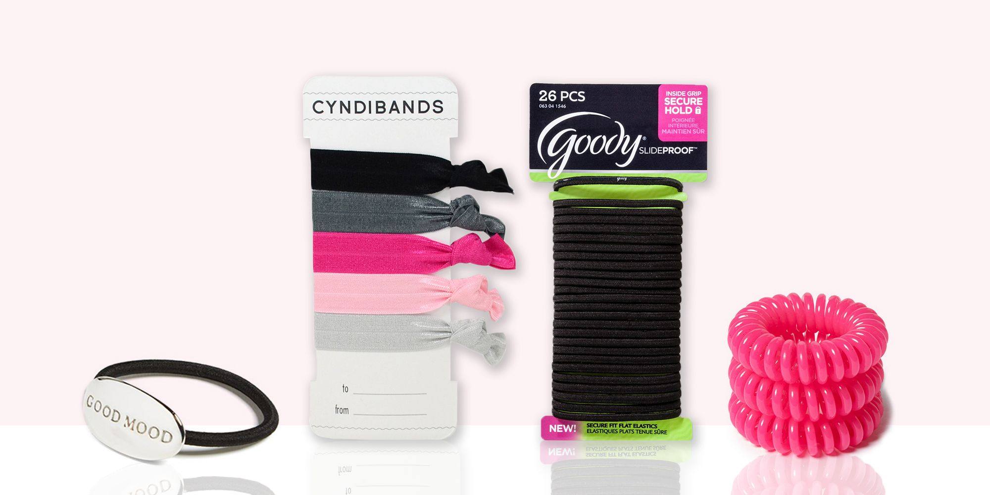 8 Best Hair Ties for 2018 - Hair Ties and Ponytail Holders 98259802110