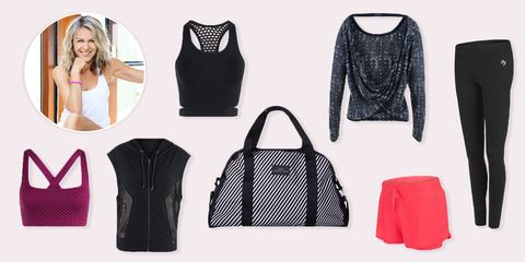Lorna Jane workout clothing and accessories
