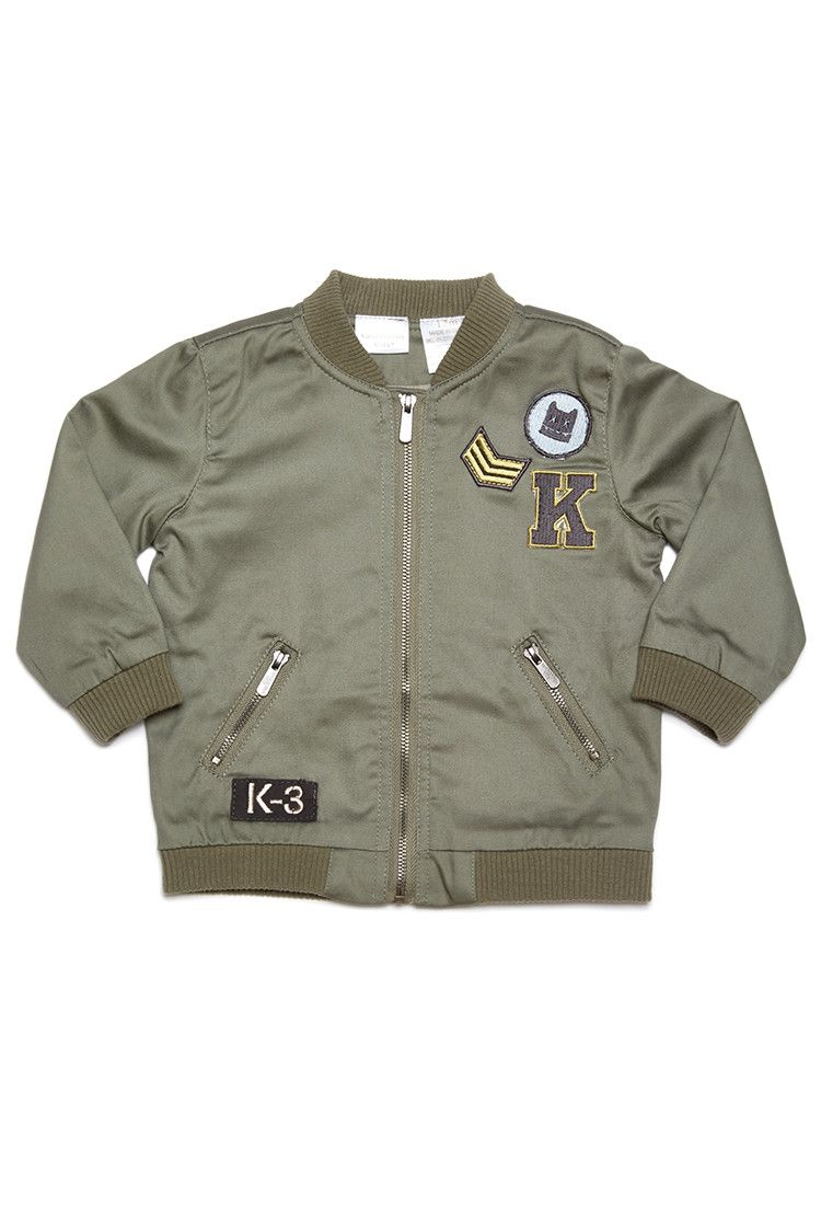 Kardashian Kids Boys Bomber Jacket