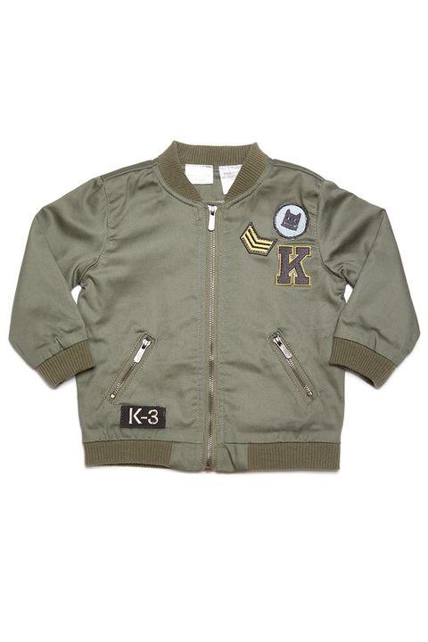 Kardashian Kids Boys Bomber Jacket