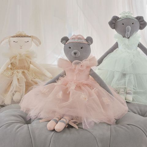 Monique Lhuillier for Pottery Barn Kids Designer Dolls