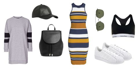 athleisure clothing and accessories