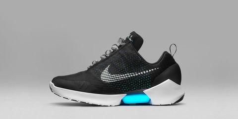 Nike HyperAdapt 1.0 self-lacing shoe