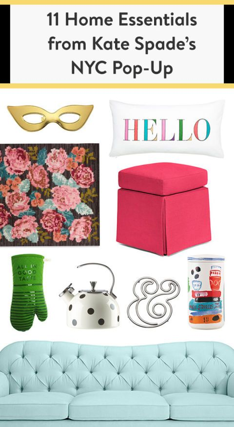 Kate Spade Pop Up Shop Pinterest