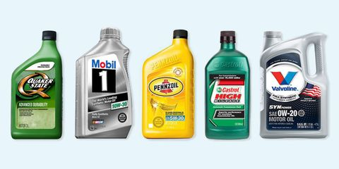 7 best coolants for every vehicle 2018 types of coolant for Types of motor oils