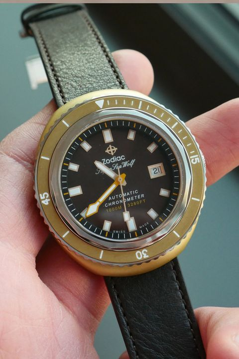bronze zodiac super sea wolf 68