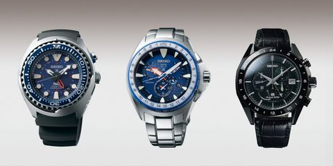 new Seiko watches from Baselworld 2016
