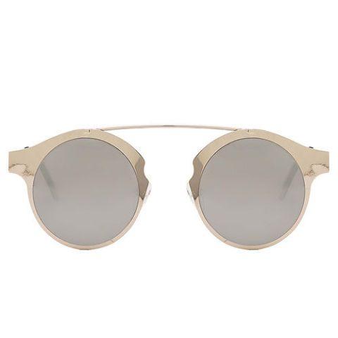 spitfire intergalactic silver mirror sunglasses