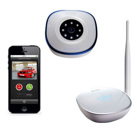 Asante Smart Garage Door Opener With Camera Kit
