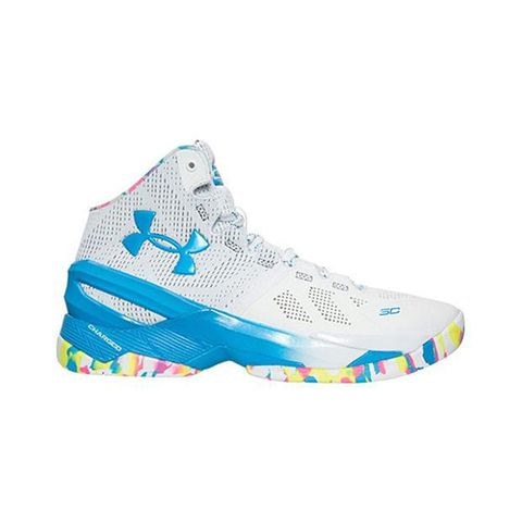 under armour curry 2 surprise party basketball sneakers