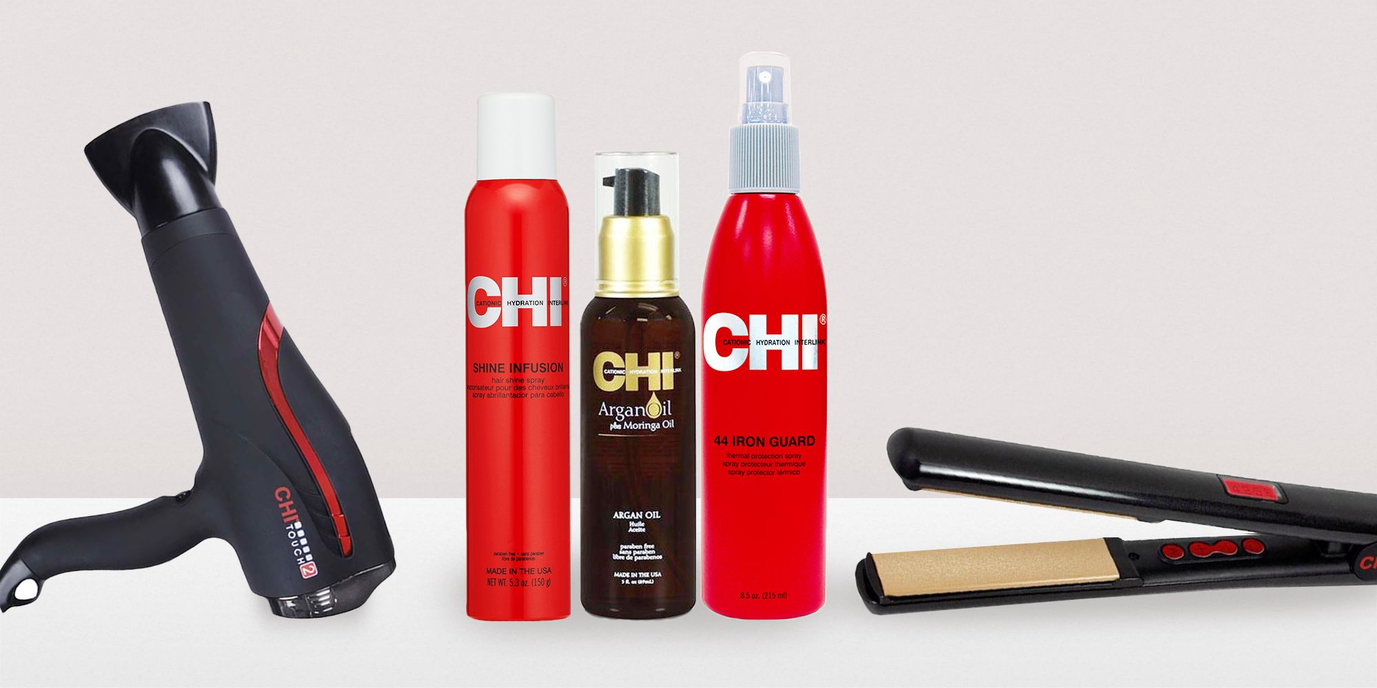 9 Best Chi Hair Products In 2018 Flat Irons Shampoos And Hairspray We Love