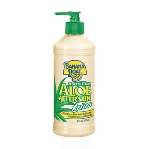 Banana Boat Aloe Aftersun Lotion