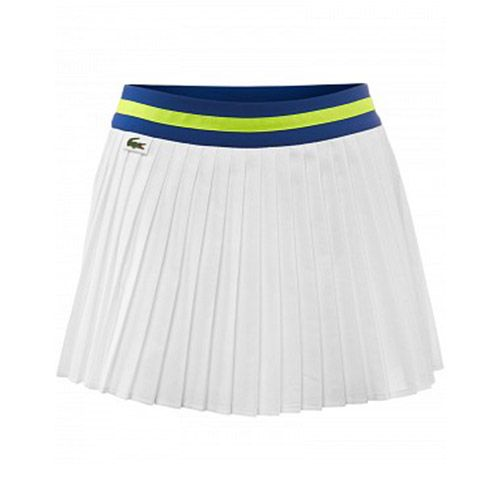 Lacoste Women's Spring Pleated Skirt