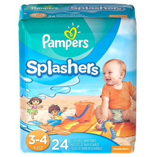 16 Best Baby Swim Diapers For 2018 Reusable And Disposable Swimming