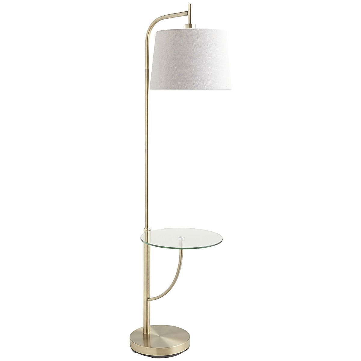 Pier 1 Imports Travis Tray Floor Lamp