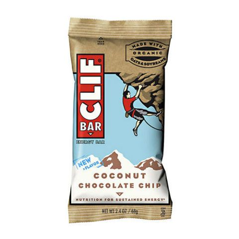 Clif Bar CoconutChocolate Flavor