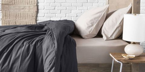 The Best Gray Bedding & Comforters in 2018 - Chic Grey Bedding and ...