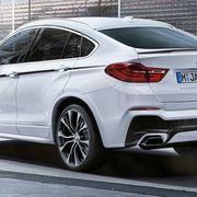 BMW interior and exterior accessories