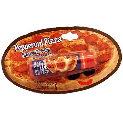 Pepperoni Pizza Lip Balm