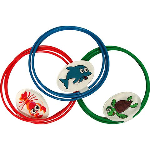 Inflatable Rings On Arms For Kids
