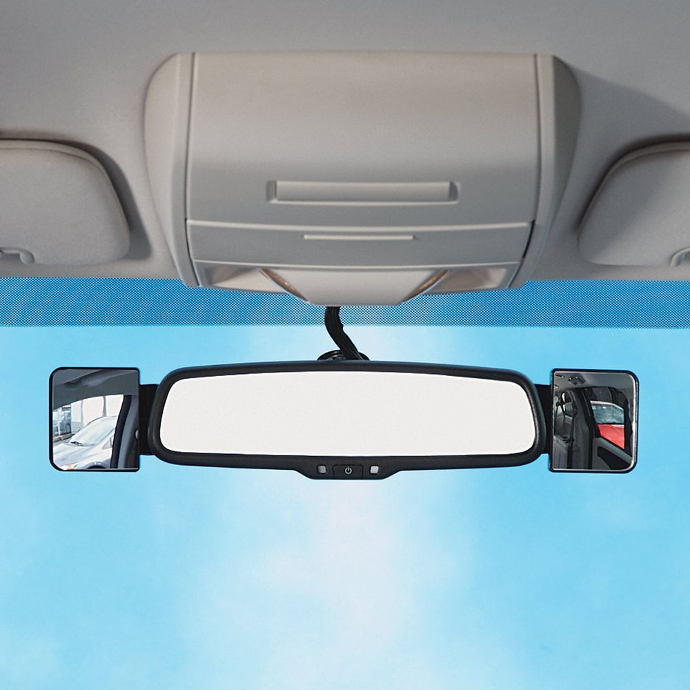 12 Best Blind Spot Mirrors For Your Car 2018 - Blind Spot and Side ...