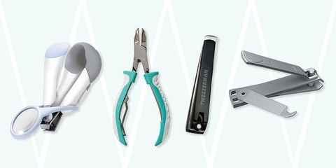 8 Best Nail Clippers in 2018 - Nail Cutters and Toe Nail Clippers ...