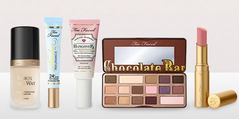 too faced makeup and skincare