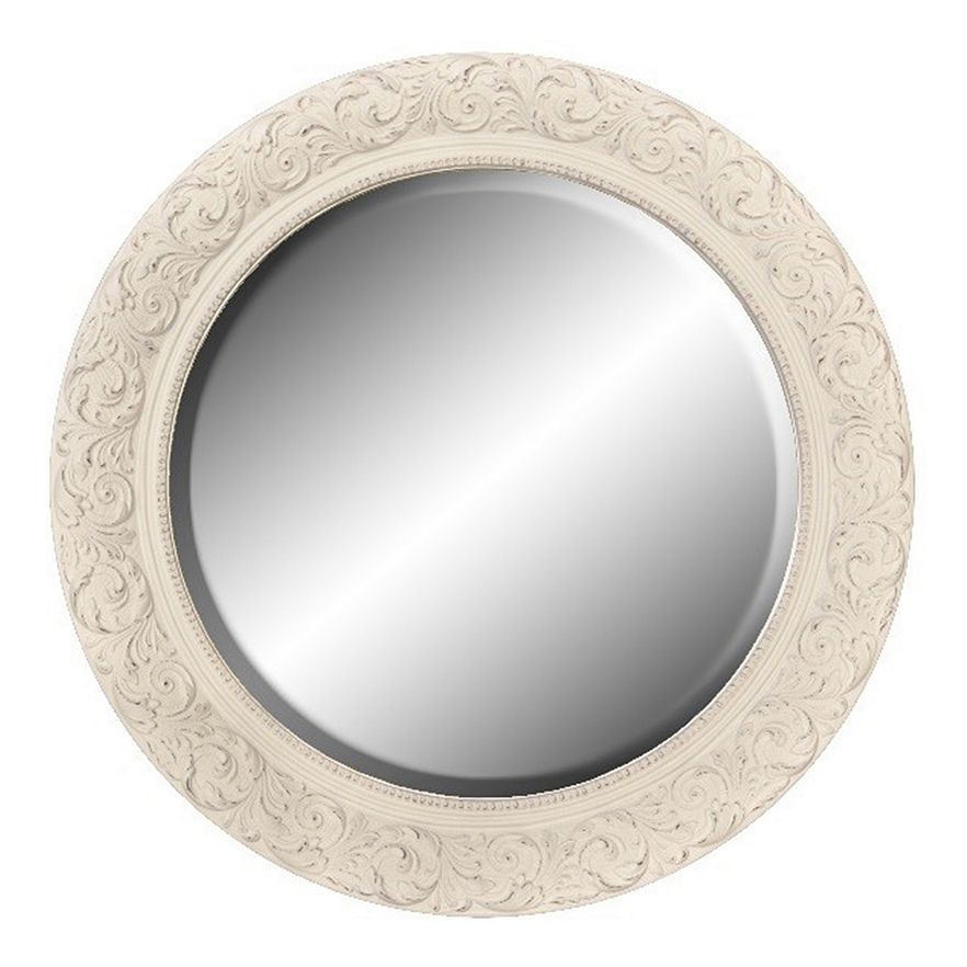 "<p><strong><em>$100, </em></strong><strong><em><a href=""http://www.kohls.com/product/prd-2437902/belle-maison-floral-round-wall-mirror.jsp?color=Antique%20White"" target=""_blank"">kohls.com</a></em><a href=""http://www.kohls.com/product/prd-2437902/belle-maison-floral-round-wall-mirror.jsp?color=Antique%20White"" target=""_blank""></a></strong><a href=""http://www.kohls.com/product/prd-2437902/belle-maison-floral-round-wall-mirror.jsp?color=Antique%20White"" target=""_blank""></a> </p><p>Just <a href=""http://www.bestproducts.com/home/decor/g917/shabby-chic-home-decor/"" target=""_blank"">a hint of shabby-chic character</a> can go a long way. The ornately detailed cream-colored frame is lightly weathered to showcase a romantic look befitting a storybook country cottage.</p>"
