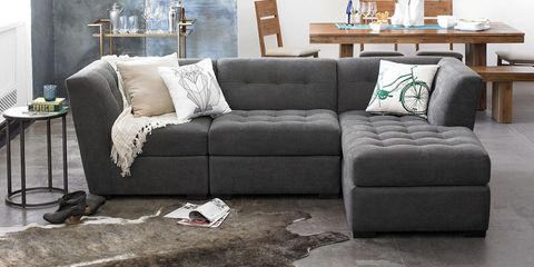 9 Best Sectional Sofas & Couches 2018 - Stylish Linen and Leather ...