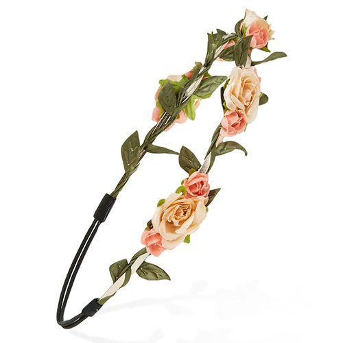 9 Best Flower Crowns in Summer 2018 - Beautiful Floral Headbands and Crowns ab6295aed21