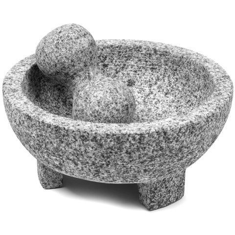 imusa granite mortar pestle