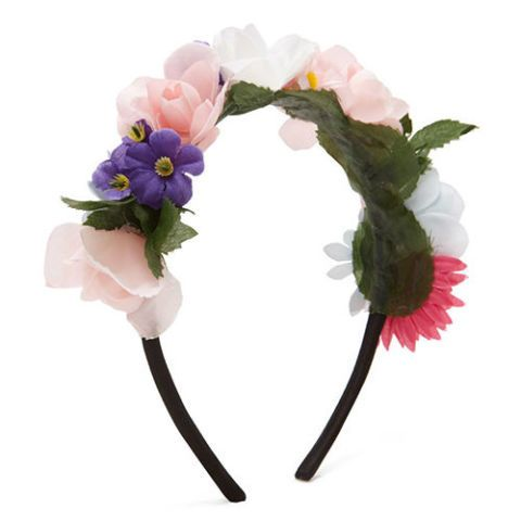 forever 21 floral headband