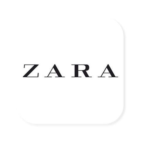 zara shopping app logo