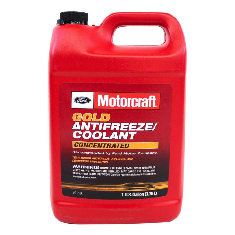 Types Of Coolant Used In Cars