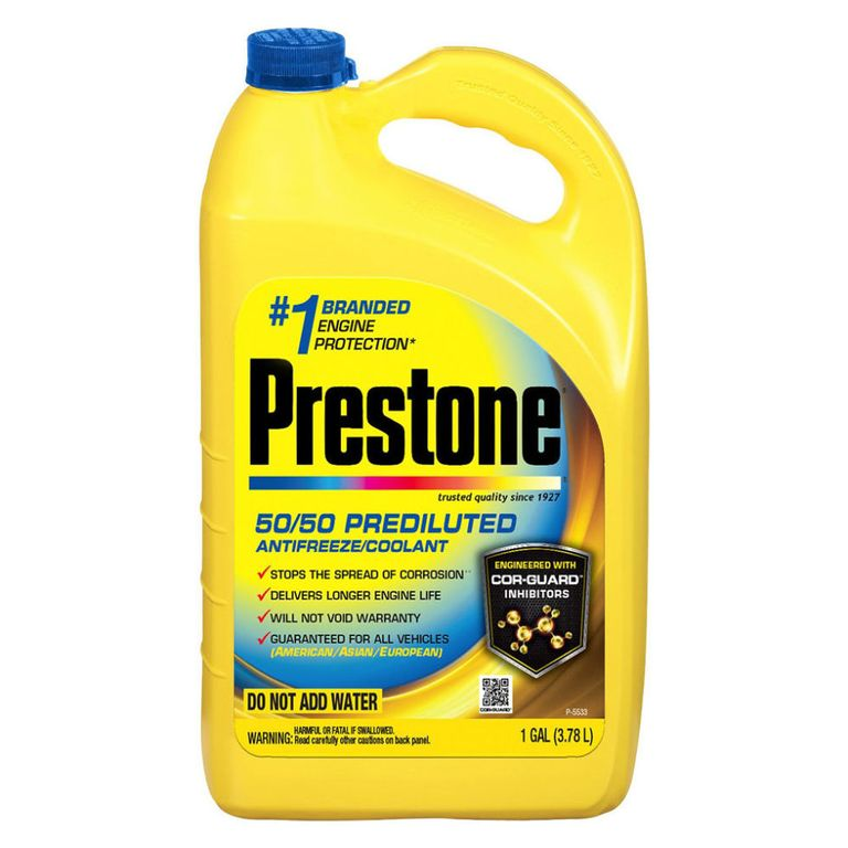 Antifreeze For Old Cars