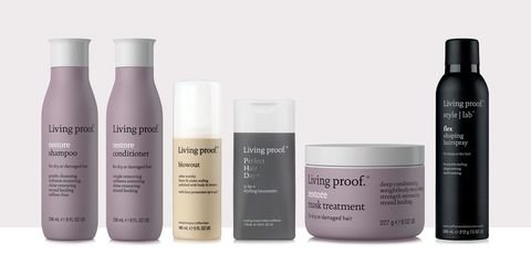 best-selling Living Proof hair products